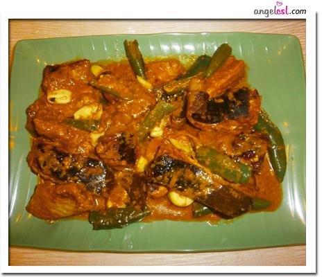 Pari Fish Dry Curry
