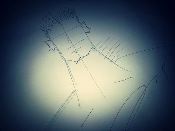 Handsome Sketch