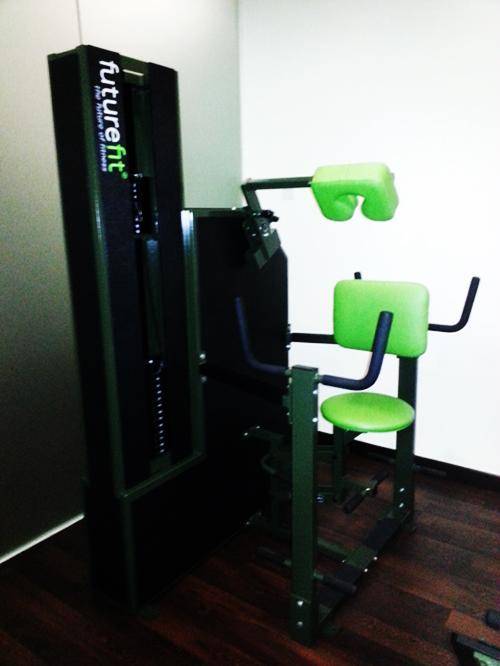 Neck-Machine