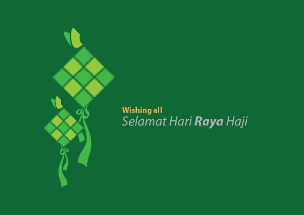 Selamat Hari Raya Haji