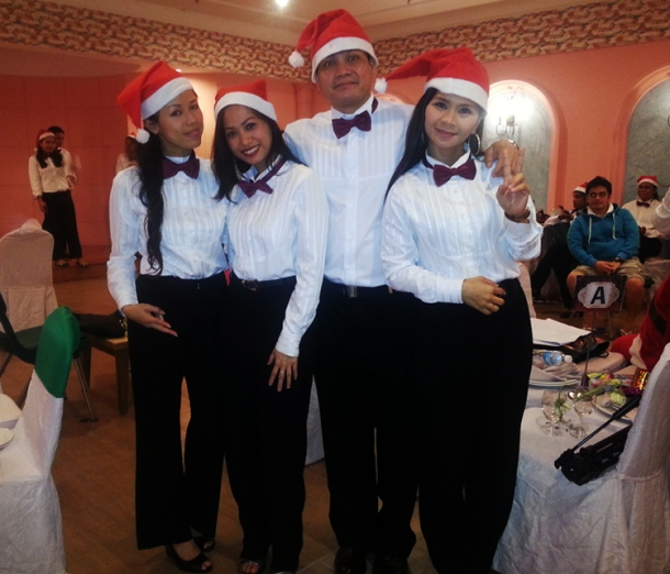 Angeline CSL Christmas