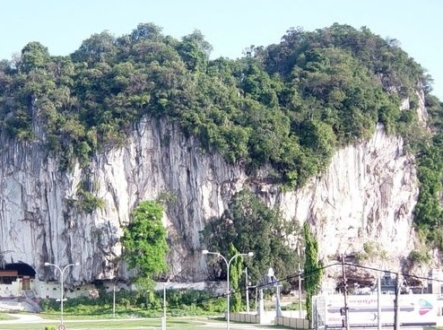 Ipoh lime stone