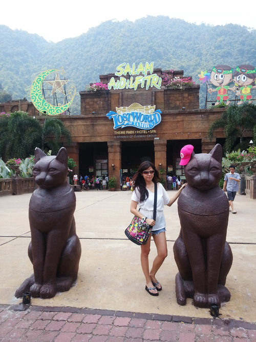Lost World of Tambun Entrance